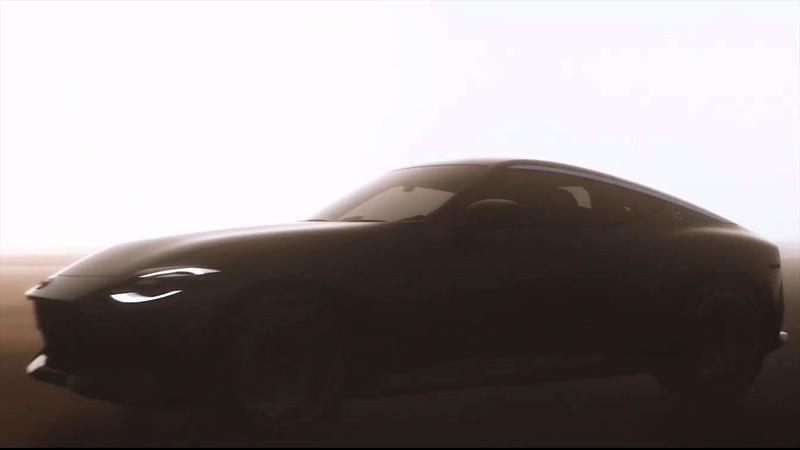 ¡Por fin! Este es el nuevo Nissan Z y se confirma su inspiración en el 240Z