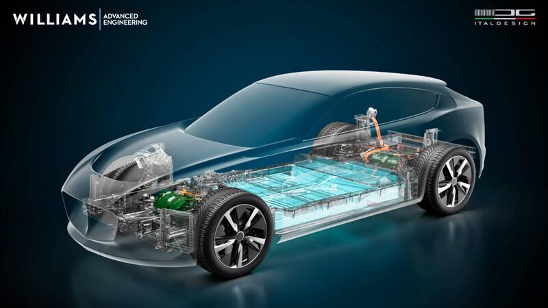 Desarrollan plataforma específica para EV de alta gama