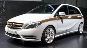 Mercedes-Benz Clase B E-Cell Plus en Frankfurt
