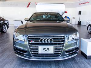 Audi S8 2013 llega a México en 1.8 millones de pesos