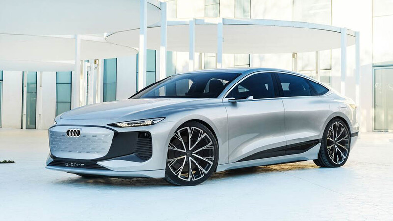 Audi A6 e-tron Concept se filtra antes de Shanghái