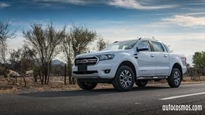 Probando la Ford Ranger 2020