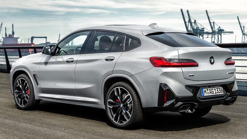 BMW X4 2022: más moderno en todo