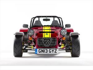 Caterham presenta el Seven 620R