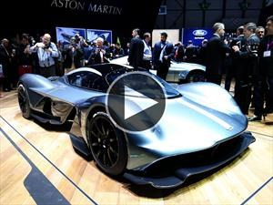 Video: Aston Martin Valkyrie