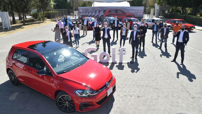 Volkswagen México despide al Golf, no hay planes de llegada para la nueva generación