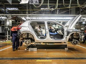 Video: Arrancó la producción de la Volvo XC40