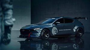 Mazda3 TCR, el Mazda3 hatchback de carreras
