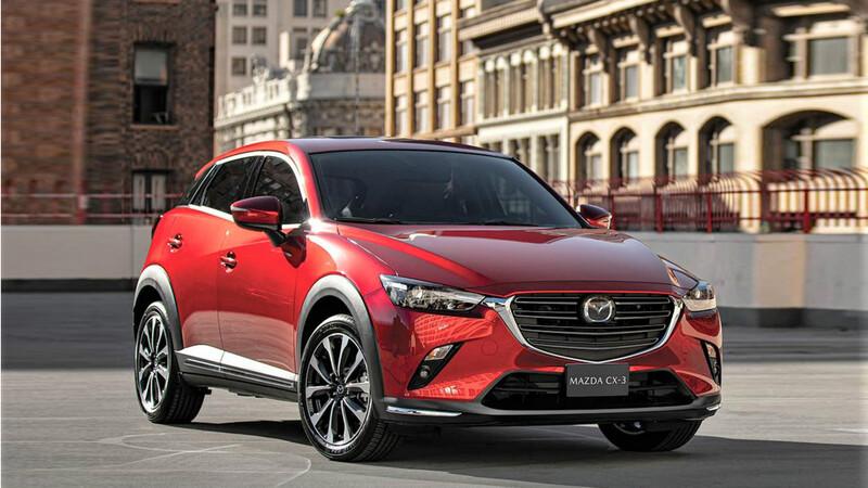 En Estados Unidos, Mazda es la marca más confiable