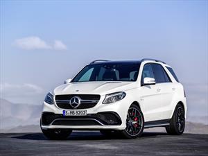 Mercedes-AMG GLE 63 S con más de 550 hp