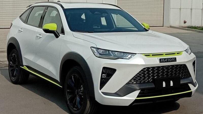Haval se quiere sumar a la moda de los SUV tipo coupé