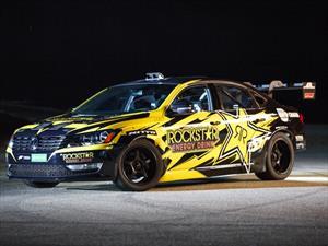 Volkswagen Passat de Tanner Foust para la Fórmula Drift