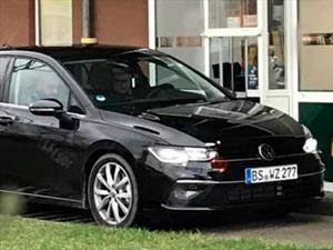 Imágenes filtradas de la nueva generación del Volkswagen Golf MK8