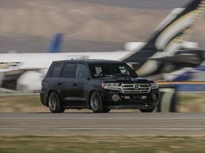 Video: Toyota Land Speed Cruiser, la SUV más veloz del planeta