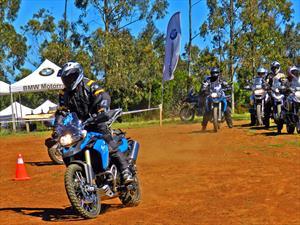 Primer Curso Off Road para Clientes BMW Concepción