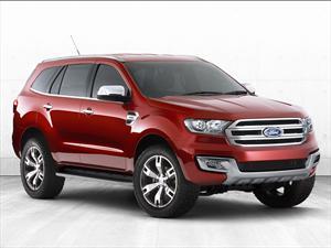 Ford Everest, el todoterreno basado en la Ranger