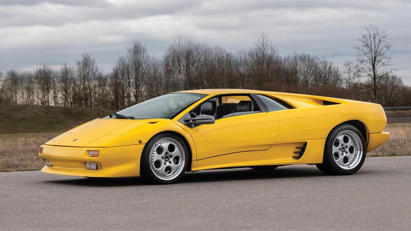 Lamborghini Diablo: A 30 años del nacimiento de la bestia