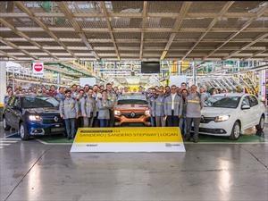 Renault Sandero y Logan con acento cordobés