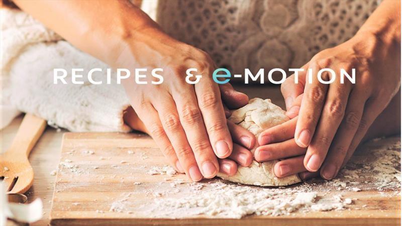 Peugeot y su campaña Recipes & e-MOTION