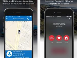 My AXA, la nueva app que permite rastrear al ajustador