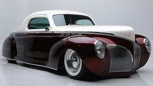 Este Lincoln Zephyr 1941 con el motor V10 del Viper demuestra que la perfección existe