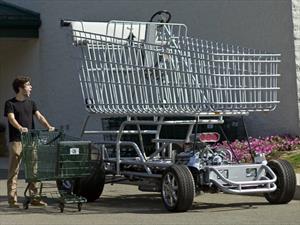 Shopper Chopper, un carrito de súpermercado con más de 300 hp