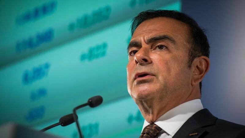 Carlos Ghosn ve como malísimos los resultados financieros de Renault y Nissan