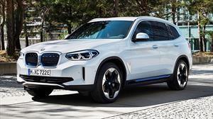 BMW iX3: Todo lo que tenés que saber acerca del nuevo SUV alemán
