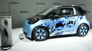Toyota iQ FT-EV III Concept en el Salón de Tokio 2011
