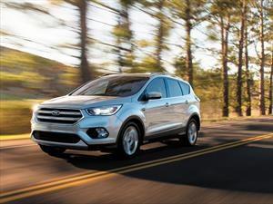 Ford Escape 2017 se alista
