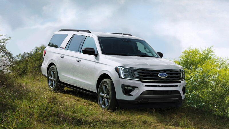 Ford Expedition STX 2021: un SUV de lujo que sigue evolucionando