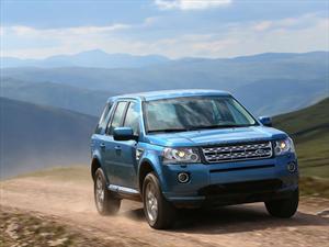 Land Rover Freelander 2 se actualiza