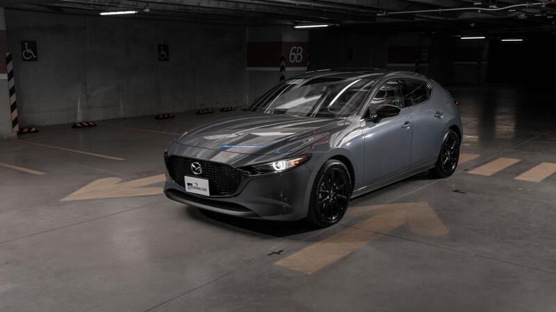 Manejamos el Mazda3 Turbo 2021