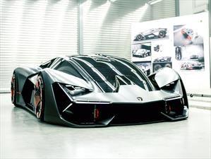 Video: Lamborghini Terzo Millenio, el superdeportivo del futuro