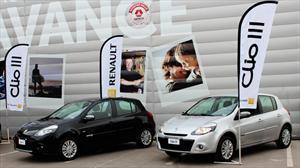 Renault Clio III: Inicia venta en Chile