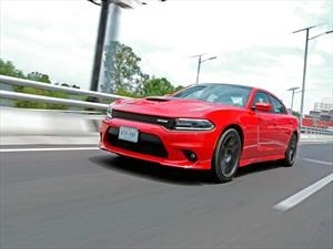 Manejamos el Dodge Charger Daytona 2017