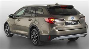 Toyota Corolla Trek es un station wagon híbrido con aspiraciones todoterreno