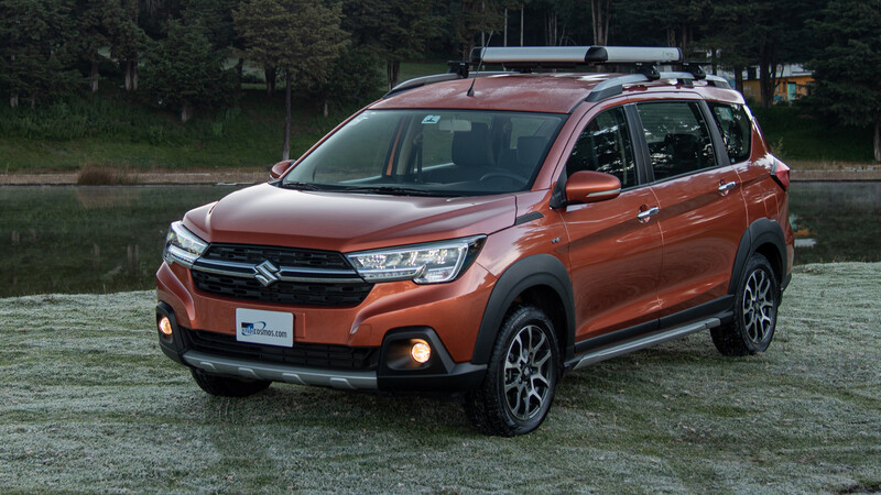 Suzuki Ertiga XL7 2021 a prueba, más estética y más equipada