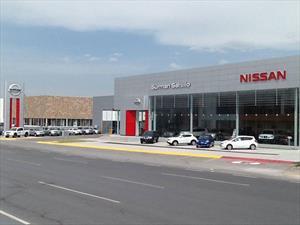 Nissan inaugura nueva agencia en Saltillo, Coahuila