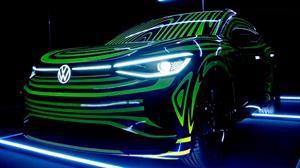 Volkswagen ID.4: el SUV de la nueva la familia eléctrica