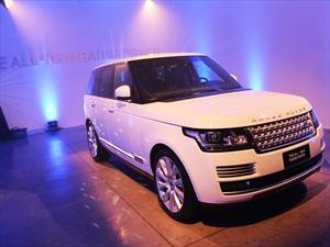 Nuevo Range Rover 2013: Estreno en Chile