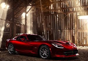 SRT Viper GTS 2013 se venderá en distribuidores selectos