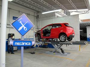 Mazda Motor de México inaugura su cuarto Collision Center