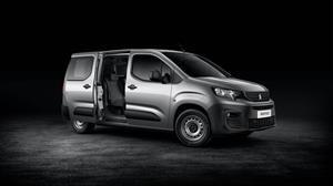Peugeot Partner Crew Van: el furgón con 5 asientos