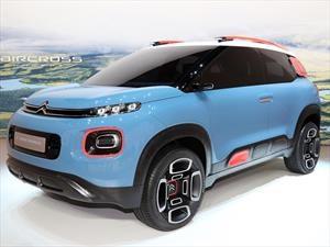 Citroën C-Aircross Concept se muestra en Ginebra
