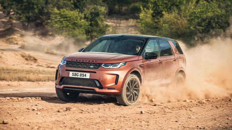 Land Rover Discovery Sport 2021, más motores y nuevo sistema multimedia
