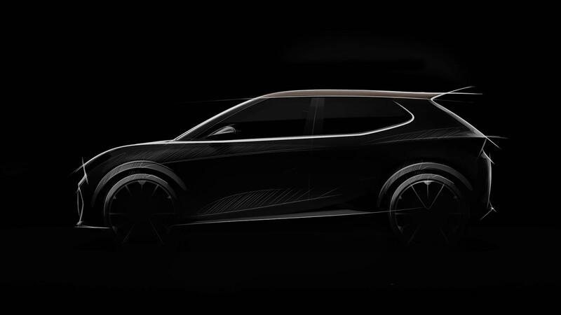 SEAT prepara un crossover eléctrico para 2025
