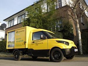 Ford junto con Deutsche Post desarrollan vehículos eléctricos