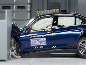 BMW Serie 2 y Serie 3 2017 obtienen el Top Safety Pick + del IIHS