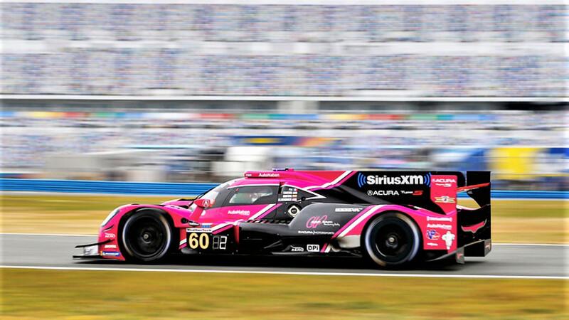 Top 5 de Juan Pablo Montoya en las 24 Horas de Daytona